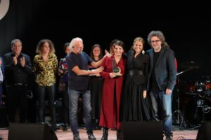 Il Premio Bianca d'Aponte si sposta a Roma per un evento speciale, il 18 dicembre, al Teatro Eduardo De Filippo dell'Officina delle Arti Pier Paolo Pasolini.