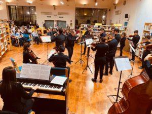 A Sennori, l'eleganza della musica classica incontra il gusto del territorio