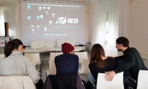 Terre de Hommes ha incontrato allo IED Cagliari gli studenti di Media Design
