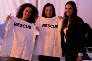 Allo IED Cagliari Isabella Trombetta ha raccontato le operazioni in mare delle navi Ong di SOS Mediterranée