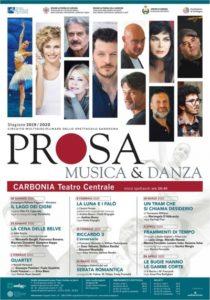"Giovedì 23 gennaio, al Teatro Centrale di Carbonia, ""La cena delle belve"" di Vahè Katchà"