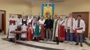 La diaspora russofona e post-sovietica in Sardegna ha presentato costumi popolari e tradizioni slave a Narbolia ed Assolo.