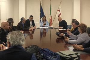 Vertice in Regione, stamane, sul progetto di ripresa produttiva della Sider Alloys.