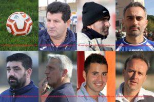 I tecnici di Carbonia in evidenza nei campionati di Eccellenza, Promozione e Prima Categoria.