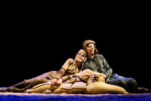 """Nuovo appuntamento, domenica 19 gennaio, per la rassegna """"Capitani coraggiosi"""" di Cada Die Teatro."""