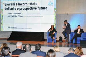 Alessandra Zedda: «L'International Job Meeting, occasione straordinaria per nuovi sbocchi occupazionali»