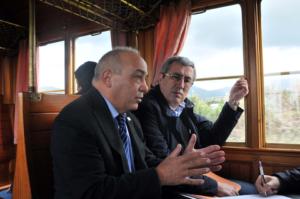 Gianni Chessa: «Il 2020 è l'Anno del Treno Turistico e la Regione Sardegna vuole essere in prima linea nel ribadire l'importanza delle ferrovie isolane».