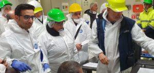 Gianni Lampis: «L'impianto di Villacidro è una realtà importante nella gestione dei rifiuti».