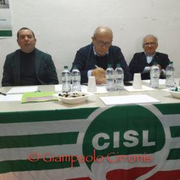 Mercoledì 30 settembre il Congresso straordinario della Cisl del Sulcis Iglesiente eleggerà il nuovo segretario territoriale