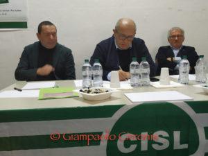 Piero Ragazzini: «Entro aprile la CISL del Sulcis Iglesiente avrà i suoi nuovi organismi regolarmente eletti»