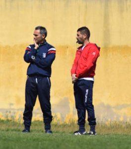 La Monteponi a Villacidro senza lo squalificato Samuele Curreli.