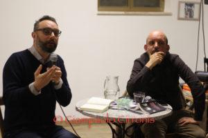 E' stato presentato ieri sera, a Carbonia, il libro di Francesco Filippi su Benito Mussolini