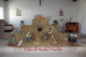 """Anche quest'anno, a Portoscuso, fino al 31 gennaio 2020 si possono ammirare quattro splendidi presepi, allestiti dall'associazione culturale """"Sa Fabbrica""""."""