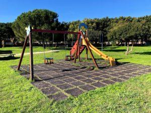 Sono stati affidati i lavori per la riqualificazione e l'ampliamento del parco giochi di Sant'Antioco.