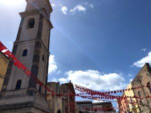 Il comune di Sant'Antioco si è aggiudicato un finanziamento regionale di 200mila euro da destinare al restauro e al consolidamento della Torre Campaniledi Piazza De Gasperi.