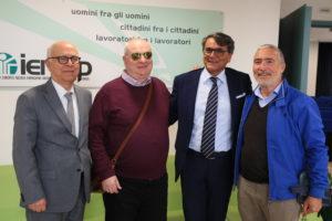 Patto tra CmdL, UIL Pensionati Sardegna e IERFOP Olnus per promuovere la Longevità Sana