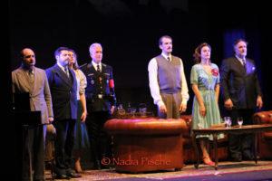 Grande successo, al Teatro Centrale di Carbonia, per…La cena delle belve.