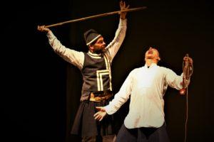 """Puntuale ritorna, nel primo scorcio del nuovo anno, """"Capitani coraggiosi"""", la stagione di teatro dedicata ai ragazzi organizzata e curata da Cada Die Teatro."""