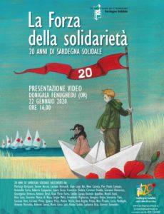 Il 22 gennaio, ad Oristano, verrà presentato il dvd sui vent'anni di Sardegna Solidale.