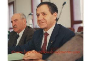 Carbonia ha dato oggi il suo estremo saluto a Michele Cancedda, consigliere comunale per 6 consiliature.