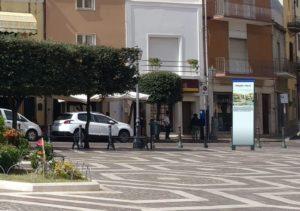"""Muove i primi passi, a Sant'Antioco, il """"Museo diffuso"""", con la sistemazione della nuova cartellonistica per itinerari turistico culturali."""