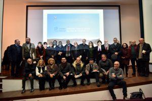 """Venerdì 13 dicembre, nell'Auditorium """"G. Lilliu"""" di Nuoro, si è svolta la serata di premiazione del concorso di poesia """"Sardegna: Terra da abitare/Bellezza da custodire""""."""
