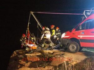 E' stata identificata la vittima della tragedia verificatasi ieri sulla costa di Calasetta