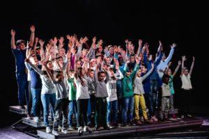 """""""Gio…Canto"""", oggi il corso con i docenti. A febbraio il concerto di voci bianche alCanopoleno di Sassari."""