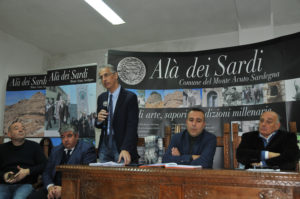 Roberto Frongia: «L'impegno della Regione è massimo per strade e porti della Gallura»