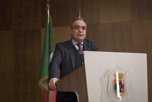 Giulio Calvisi (sottosegretario della Difesa): «Tenere viva la memoria sull'orrore della Shoah»