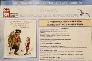 """Venerdì 17 gennaio, al teatro Centrale di Carbonia, si terrà l'evento """"Io valgo: mettiamo le ali al nostro futuro""""."""