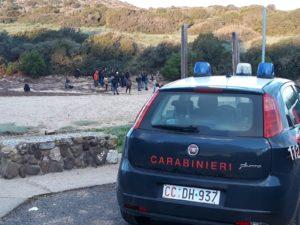 Sono ripresi l'altro ieri e non si fermano gli sbarchi di extracomunitari sulle coste del Sulcis.