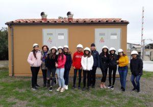 E-Distribuzione: studenti alla scoperta del mondo dell'energia elettrica