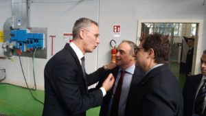 Giulio Calvisi (sottosegretario Difesa): «Il nostro Paese manterrà gli impegni nell'ambito della NATO».