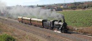 Domenica 1° marzo arriverà a Carbonia un treno a vapore con a bordo 150 turisti.