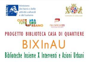 Entra nel vivo, a Cagliari,il progetto Bixinau del Polo bibliotecario F35