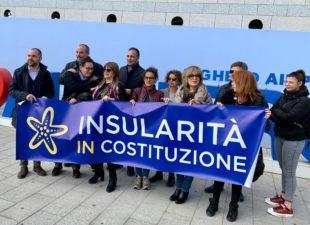 Insularità: sit in a Roma, negli aeroporti sardi e negli scali di Milano, Fiumicino e Torino