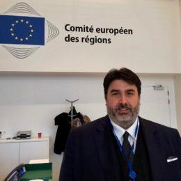 Il presidente della Regione Sardegna è stato nominato membro effettivo dal Consiglio dell'Unione europea