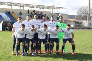 Il Carbonia ha battuto 4 a 0 il Guspini  e guida la classifica con 1 punto sul Castiadas e 5 sull'Ossese