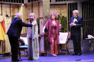 Quattro grandi artisti, sabato sera, hanno conquistato il pubblico del Teatro Centrale di Carbonia