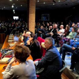 Terzo incontro con Josep Ejarque, a Sant'Antioco, per la redazione del Piano strategico partecipato del Turismo