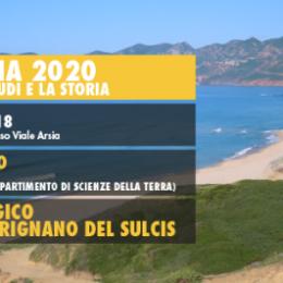 """Il geologo Felice Di Gregorio domani a Carbonia per la rassegna """"Carbonia Studia 2020"""""""