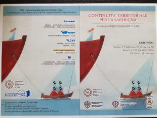 L'impegno degli emigrati sardi in Italia per la continuità territoriale per la Sardegna