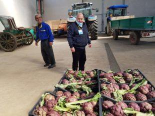 Cia Sardegna al fianco delle aziende agricole che donano i prodotti invenduti
