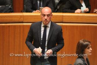 Fabio Usai (PSd'Az): «Il Sulcis Iglesiente merita rispetto»