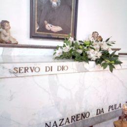 L'arcivescovo di Cagliari ha celebrato, a Is Molas (Pula), la funzione religiosa per il 28° della morte di fra Nazareno.