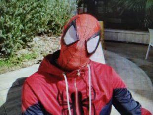 Spiderman Casteddu…un pizzico di magia che fa sognare i bambini…
