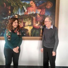 Il sindaco di Carbonia ringrazia Giorgio Desogus, dirigente del Primo Servizio, da domani in pensione