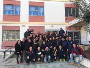 Al termine del corso regionale tenutosi a Iglesias, sono stati abilitati 36 nuovi allenatori di giovani calciatori