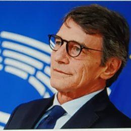 David Sassoli (presidente del Parlamento europeo): «Vince la fiducia nell'Europa»